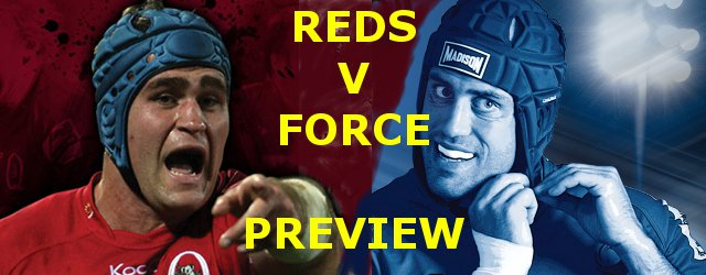 Banner Reds V Force Preview