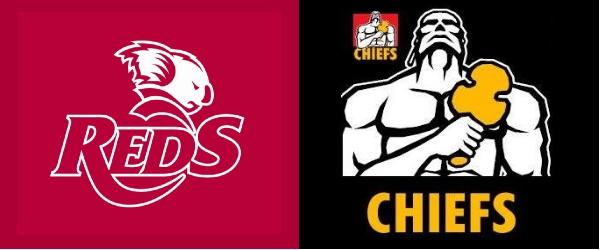 Reds V Chiefs