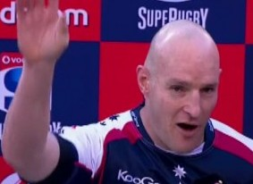 Stirling Mortlock Farewell