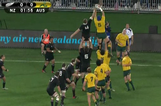 Sharpe Lineout
