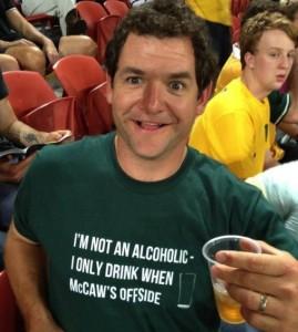 wheatman mccaw t shirt