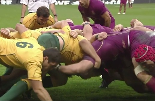 wallabies scrum twickers