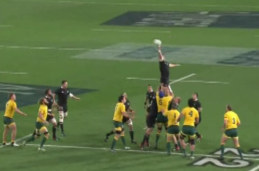 Wallaby Lineout Defence