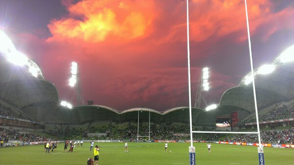 AAMI Park - REBvFOR