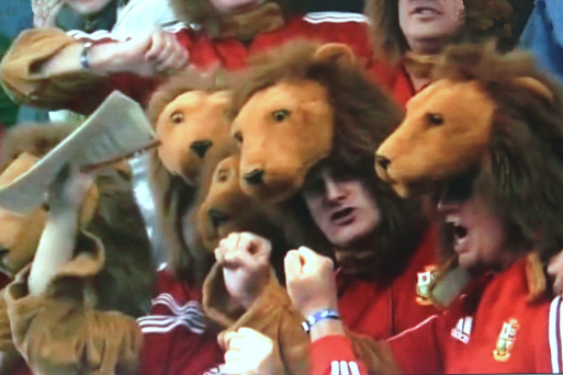 The Lions are coming