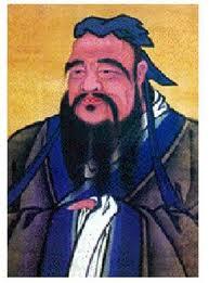 Confucius- philosopher, teacher, politician, crashballer