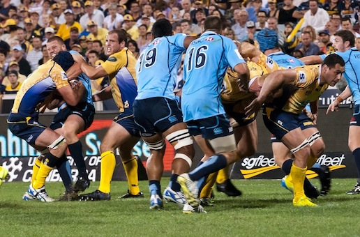 brumbies driving maul george smith 516