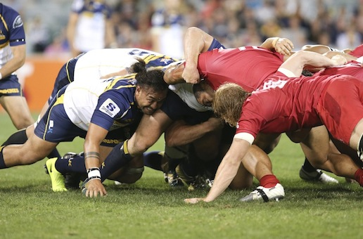 Brumbies Vs Reds 2013 scrum 516