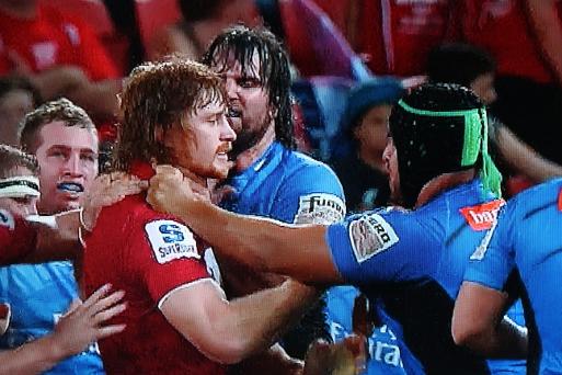 Reds v. Force