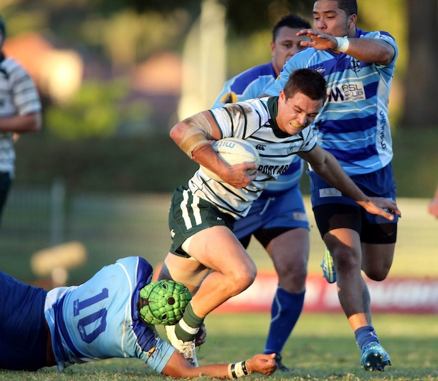 Green And Gold Rugby Gps 2018: Shute Shield Rugby Live Streaming: Warringah V. Parramatta