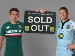 aviva prem rugby sold out