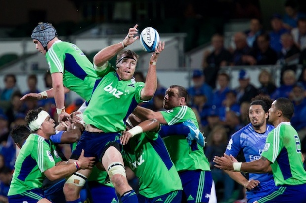 brad thorn lineout force vs highlanders