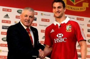 One of the stars of Gatland's side (except for that one time against France)
