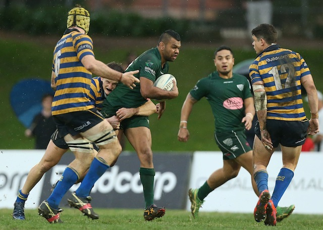 Shute Shield Round 9 - Uni v Randwick