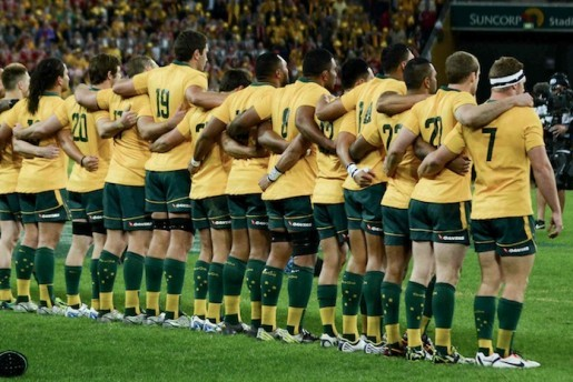wallabies lineup vs lions suncorp feature