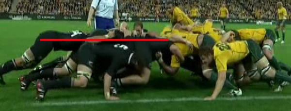 All Blacks are very good with their horizontal angles