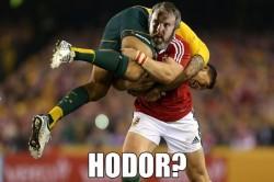 George Hodor