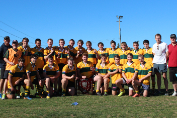 Farrer MAHS  - Buchan Shield winners