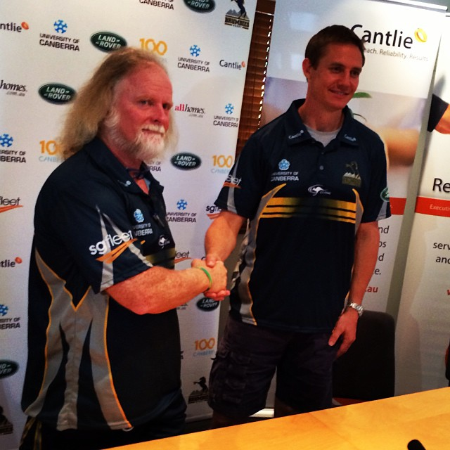 Green And Gold Rugby Gps 2018: Brumbies Unveil New Coaching Structure