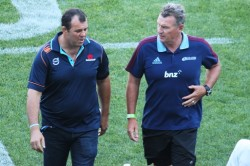 Cheika to Kirwan - Yeah, we'll play it tight