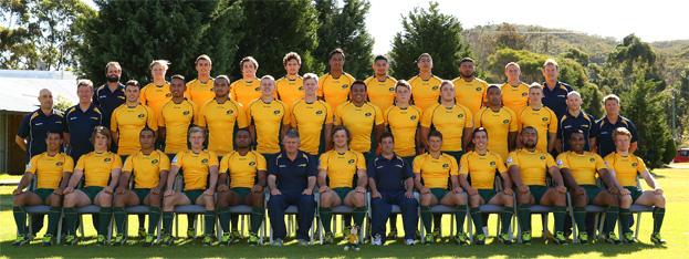 Australia Under 20s 2013