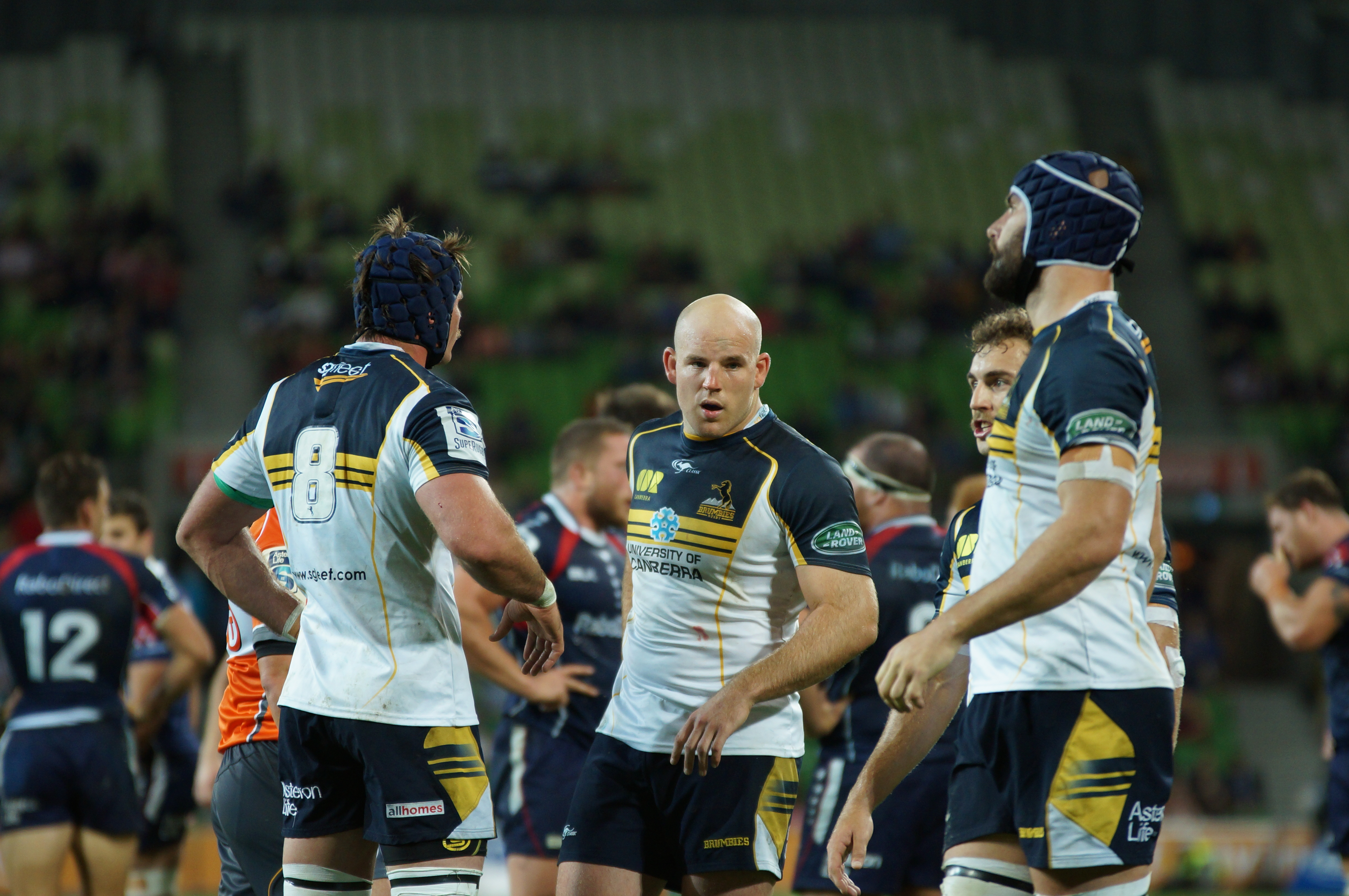 Rebels v Brumbies-6