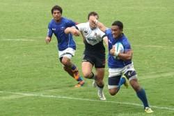 Crawford in pursuit