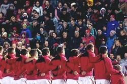 Wales Under 20 - has 6N comp