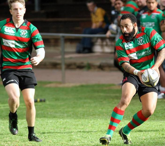Rugby SA 25