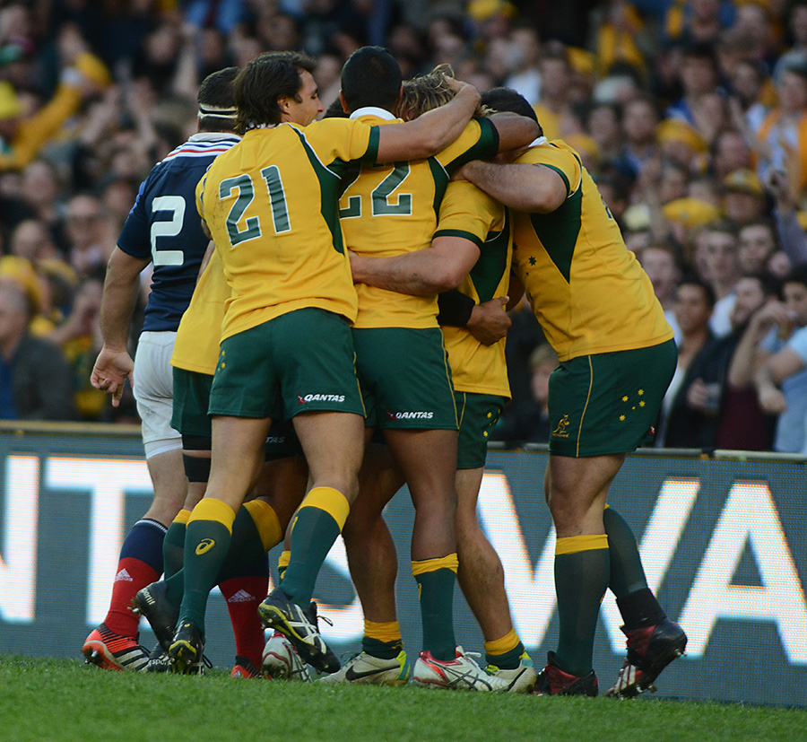 Green And Gold Rugby Gps 2018: Wallabies Rugby Championship Squad Announced