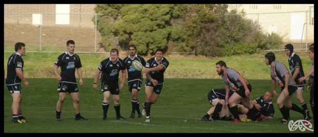The Glenorchy forwards dominated at Eady Street