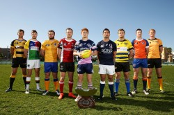 National Rugby Championship Official Media Launch