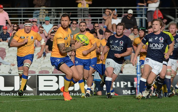 Brisbane City v Qld Country Quade Cooper 2014140928_295
