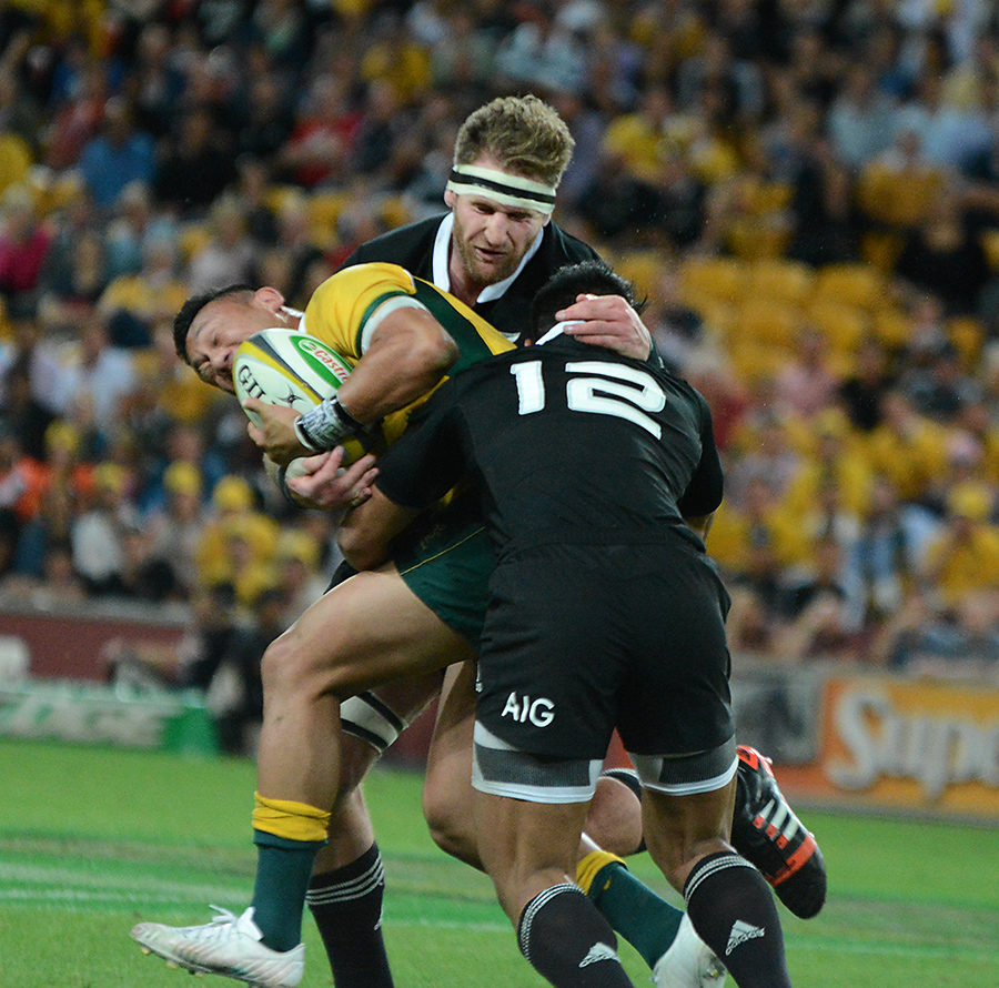 Green And Gold Rugby Gps 2018: ANALYSIS Bledisloe III: The Last 7 Minutes