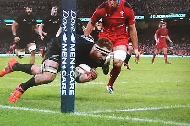 Wales v NZ 2014 screenshot Keiran Read