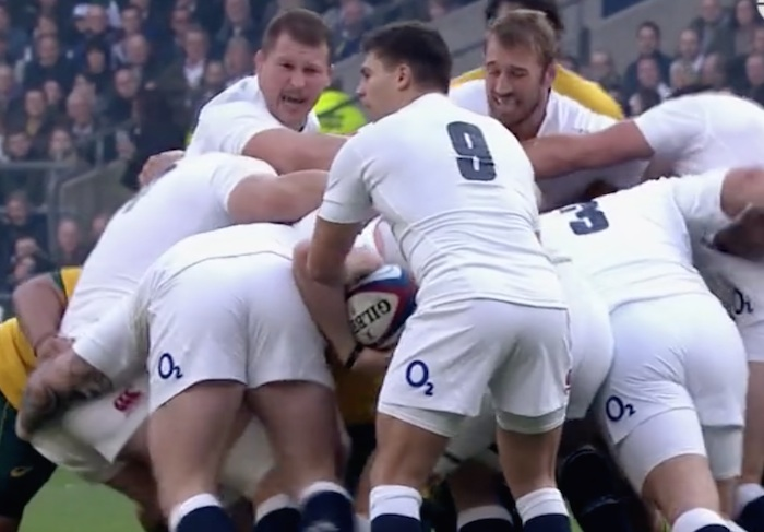 england versus australia Maul
