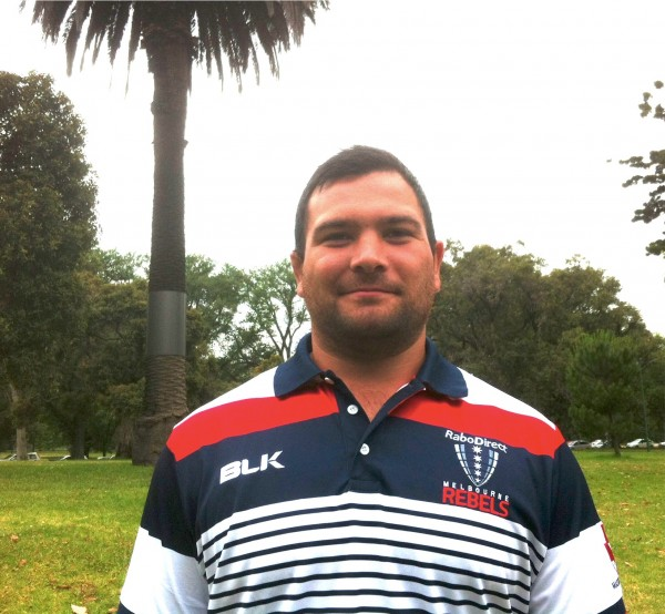 Green And Gold Rugby Gps 2018: Bueno! Laurie Weeks Re-signs For The Melbourne Rebels