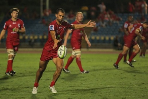 150131- Karmichael Hunt - Reds v Rebels pre-season match 567 (2)