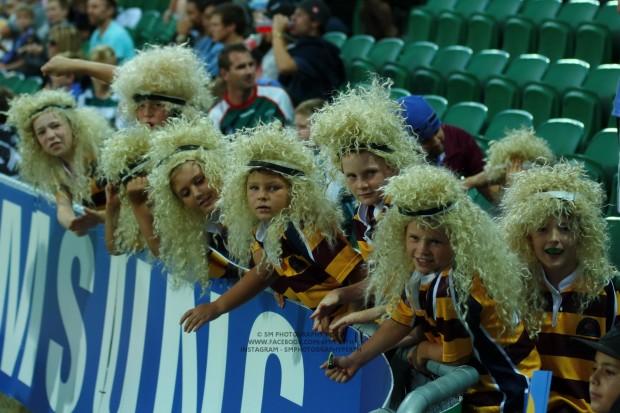 Badger fans Force 2015