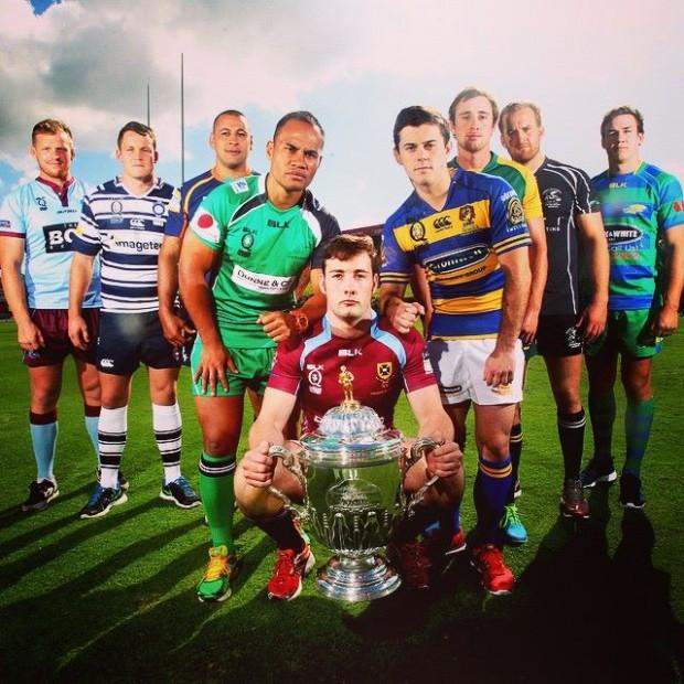 Queensland Premier Rugby launch