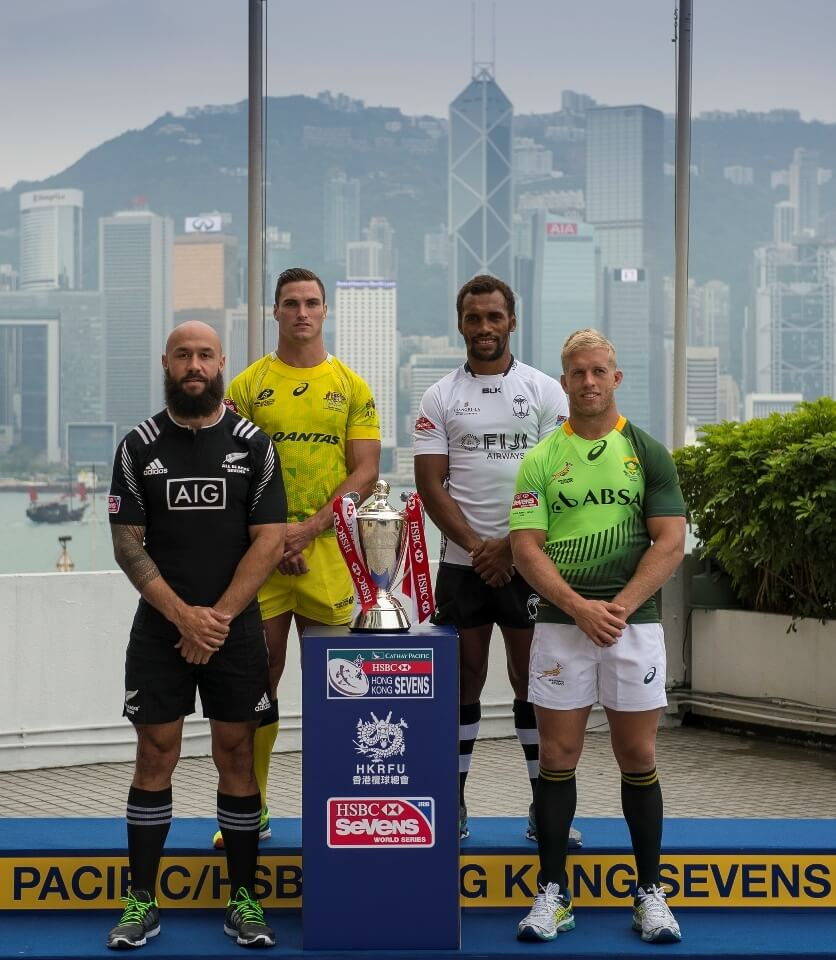 Green And Gold Rugby Gps 2018