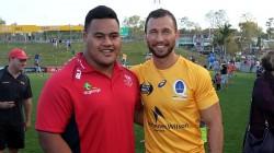 Taniela 'Tongan Thor' Tupou credit Sportography