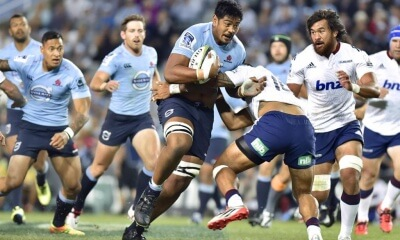 Will Skelton for waratahs vs blues 2015