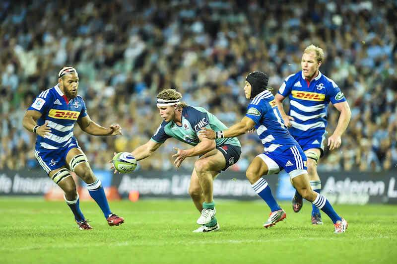 Stormers beef up for Waratahs