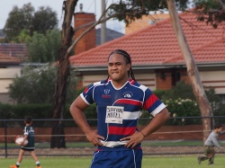 Dewar Shield Footscray Naufau