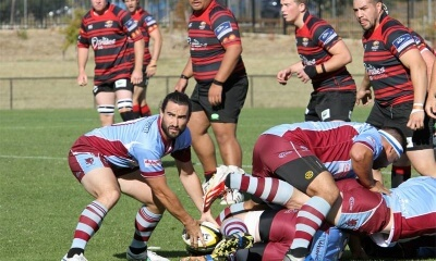 Wests vs Gungahlin Eagles Round 8
