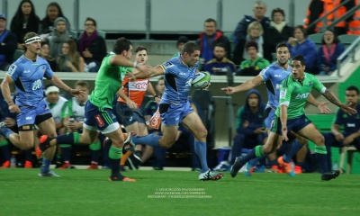 Matt Hodgson Force v Highlanders 2015