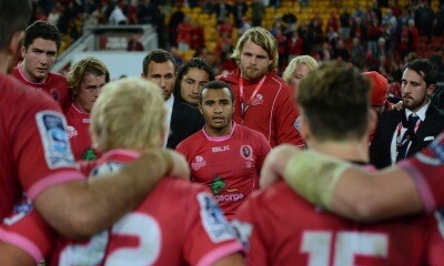 Will genia reds vs rebels 2015