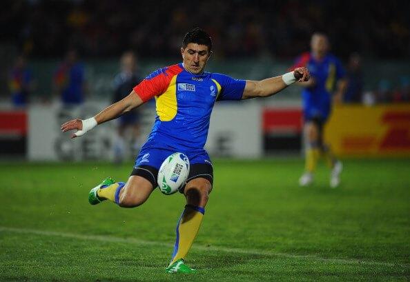 Georgia v Romania - IRB RWC 2011 Match 32