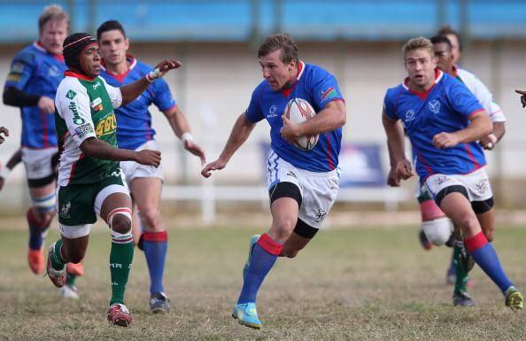 Madagascar v Namibia - IRB 2015 Rugby Cup Qualifier